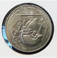 Portugal - 200 Escudos 1991 - Navegaciones a Occidente