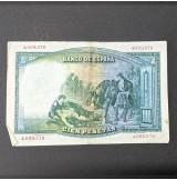 España - Billete de 100 pesetas de 1931