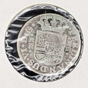 España - 1 Real de Fernando VI de 1758