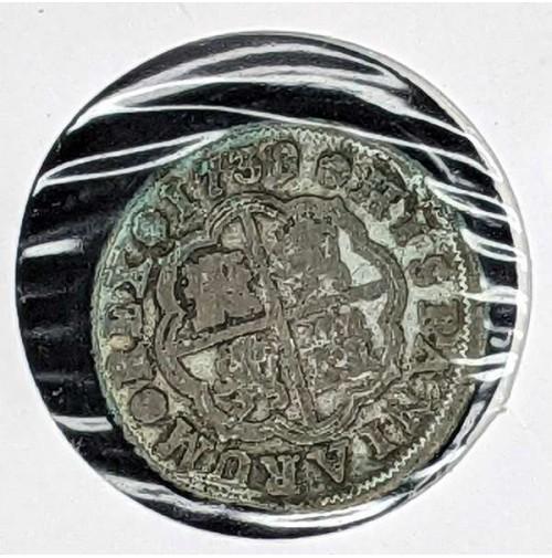 España - Real de Felipe V (1700-1746) de 1738