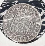 España - 2 Reales de Felipe V (1700-1746) de 1736 AP