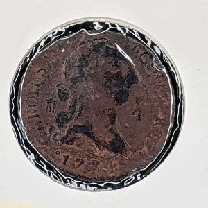 España - 4 Maravedis de 1774 (Carlos III)