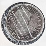 España - 2 Reales 1772 (México)