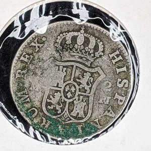 España - 2 Reales 1775