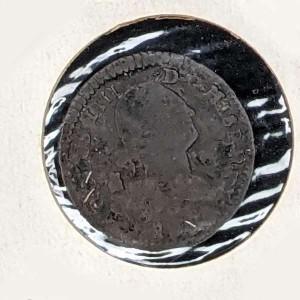 España - 2 Maravedís de 1802