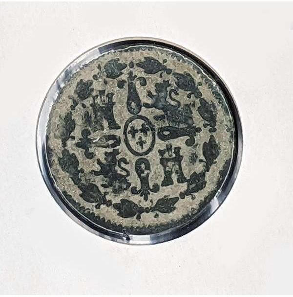 España - 4 Maravedis de 1802