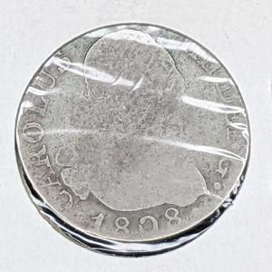 España - 2 Reales 1808 (Carlos IV)