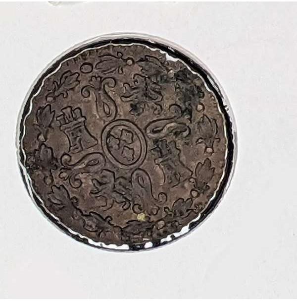 España - 2 Maravedis 1829 (Fernando VII)