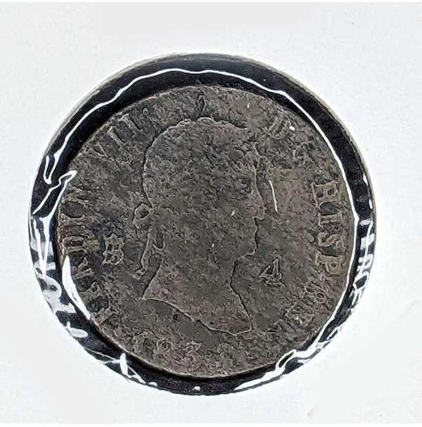 España - 4 Maravedis 1832 (Fernando VII)