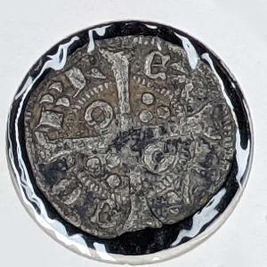 España - Dinero 1285 1291 Pedro II