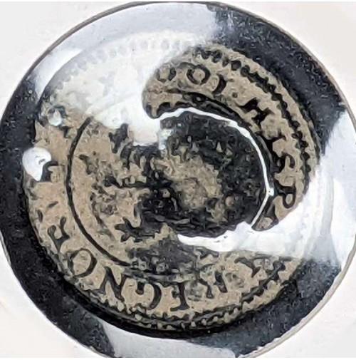 España - 4 Maravedis Felipe III 1601