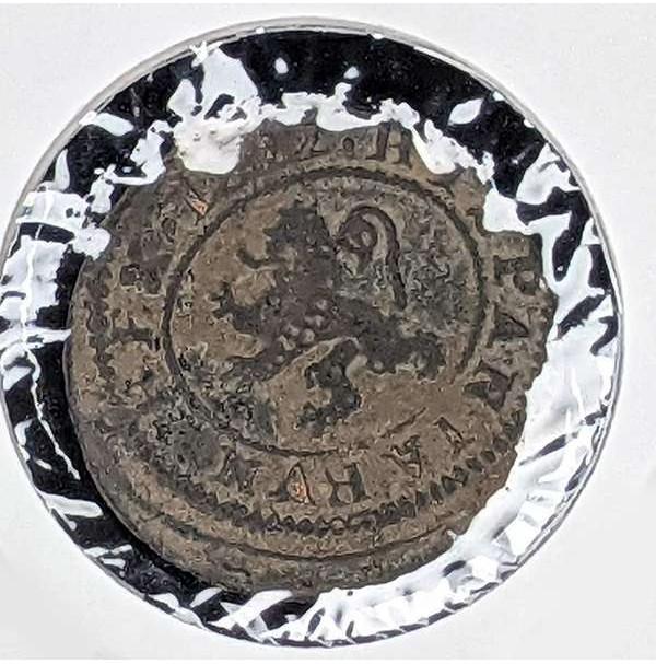 España - 4 Maravedis Felipe IV 1622