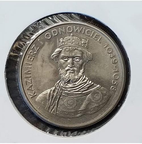 Polonia - 50 Złotych 1980 - Duke Kazimierz I