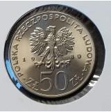 Polonia - 50 Zlotych 1980