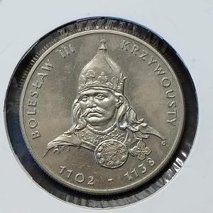 Polonia - 50 Złotych 1979 - Rey Bolesław III