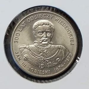 Polonia - 50 Złotych 1983 - Rey Jan III Sobieski