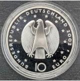 Alemania - 10 Euros 2002 F