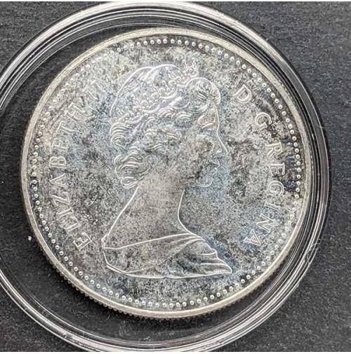 Canadá - 1 Dólar de 1984 Toronto