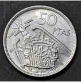 España - 50 Pesetas 1957 * 69