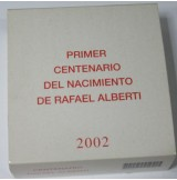 España - 10 euros 2002 - Rafael Alberti