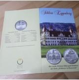Austria - 10 euros 2002 plata - Johannes Kepler