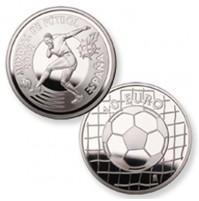 España - 10 euros 2002 - Mundial de Fútbol