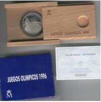 España - 1000 pesetas 1996 - Juegos Olímpicos