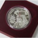 Austria - 10 euros 2002 plata - Príncipe Eugen v. Savoyen