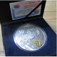 España -  50 euros 2004 - Aniversario del nacimiento de Dalí