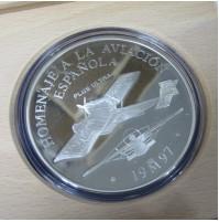 España - Serie FNMT Homenaje a la Aviación Española 1997