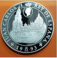 España - 10000 pesetas 1993 - Año Santo Jacobeo