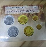 España - Serie Joyas Numismática de 2009 Plata y Oro