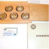 España - Serie Plata Patrimonio de la humanidad - 1996 Proof