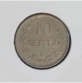 Creta - 10 Lepta de 1900