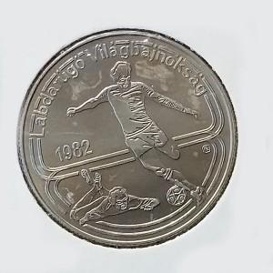 Hungría - 100 Forint de 1982 (Mundial de España)