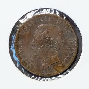 Italia - 10 Centesimi de 1866