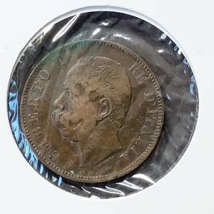 Italia - 10 Centesimi de 1893