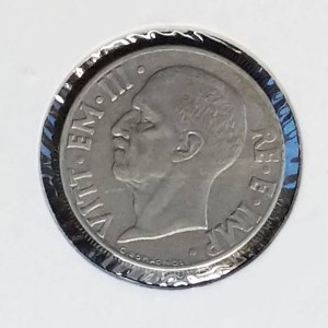 Italia - 20 Centesimi de 1940R