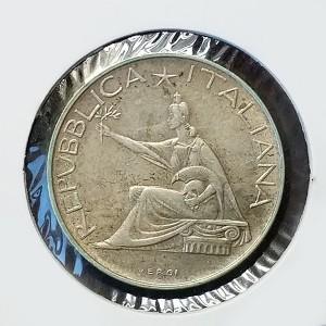 Italia - 500 Liras 1961R