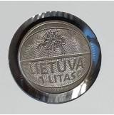 Lituania - 1 Litas de 2011