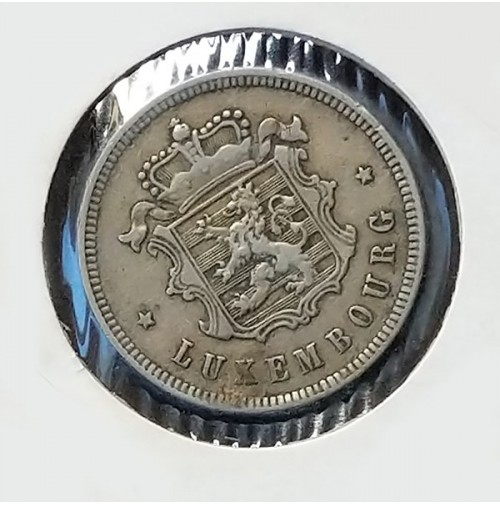 Luxemburgo - 25 céntimos de 1927