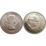 Reino Unido - 1 Corona de 1965 - Winston Churchill