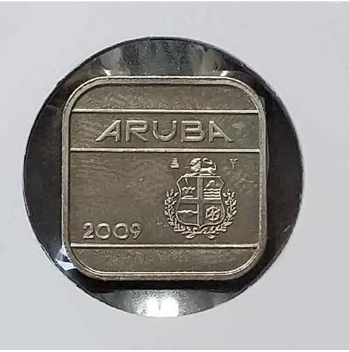 Aruba - 50 céntimos 2009
