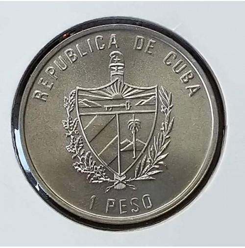 Cuba - 1 Peso de 1995