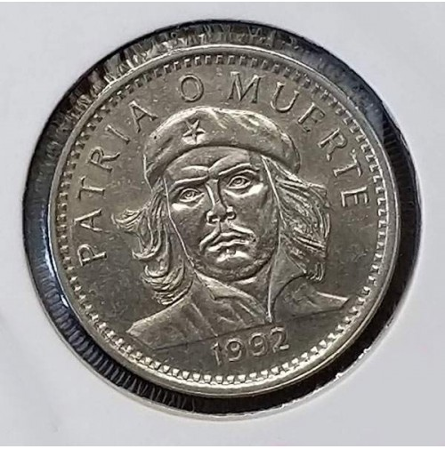 Cuba - 3 Pesos de 1992