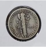 Estados Unidos (EE.UU.) - 1 Dime 1940 Plata