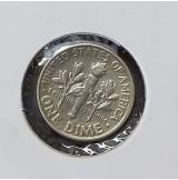 Estados Unidos (EE.UU.) - 1 Dime 1962 Plata