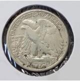 Estados Unidos (EE.UU.) - 1/2 Dólar 1935 Plata