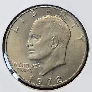 Estados Unidos (EE.UU.) - 1 Dólar 1972