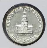 Estados Unidos (EE.UU.) - Half Dollar 1976 (1/2 dólar)